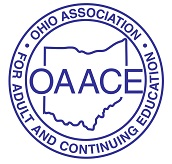 Logo for Ohio Association for Adult and Continuing Education